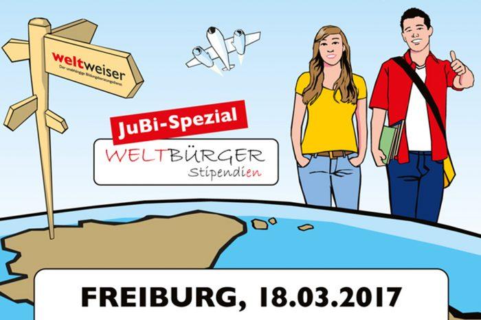 JugendBildungsmesse In Freiburg | 18. März 2017