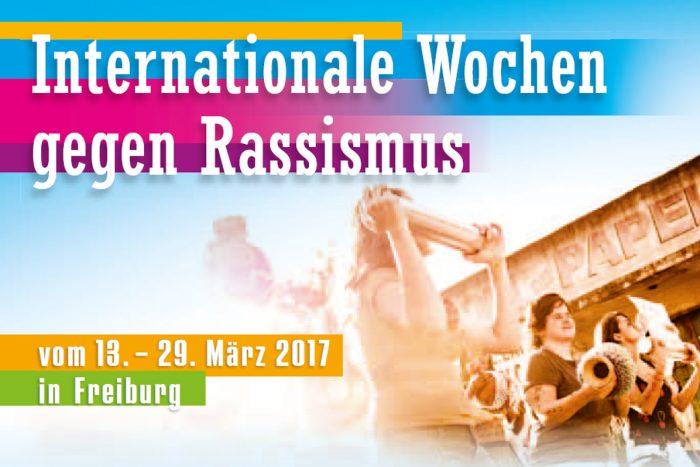 Internationale Wochen Gegen Rassismus Vom 13.-29. März 2017