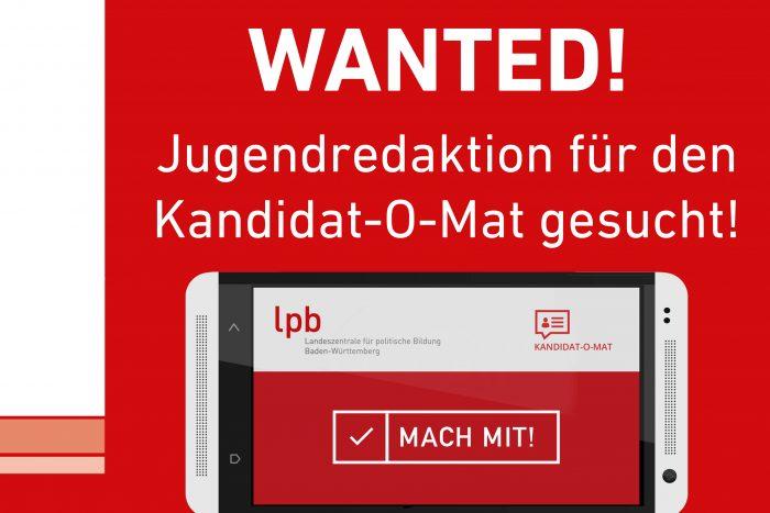Flyer – Kandidat O Mat Web
