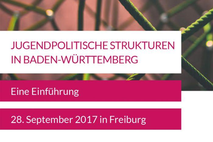 Jugendpolitische Strukturen In Baden-Württemberg – Eine Einführung