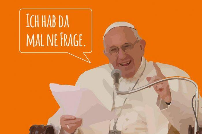 Jugendsynode: Papst Franziskus Fragt Die Jugend