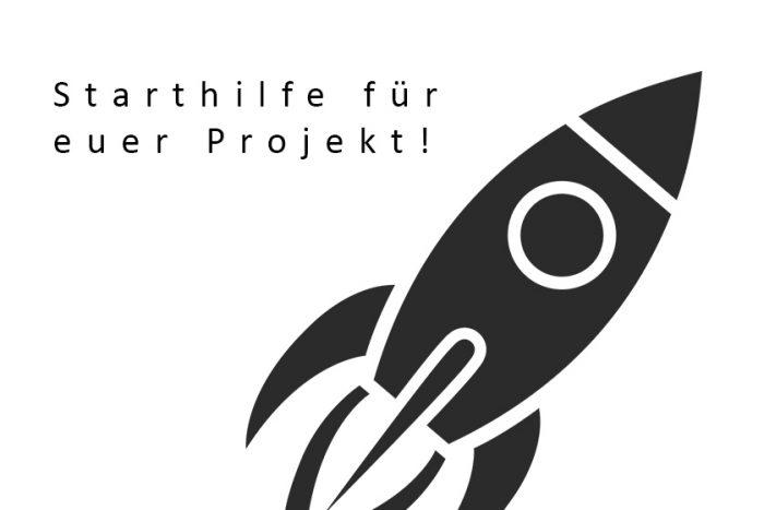 Starthilfe Für Euer Projekt