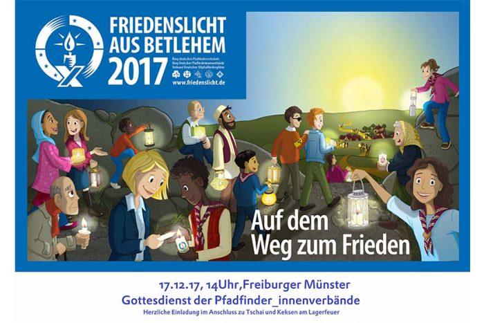 DPSG: Friedenslicht Gottesdienst | 17.12.2017