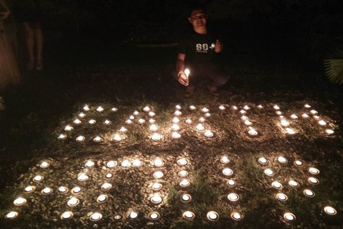 Earth Hour 2018 |  24.03.2018