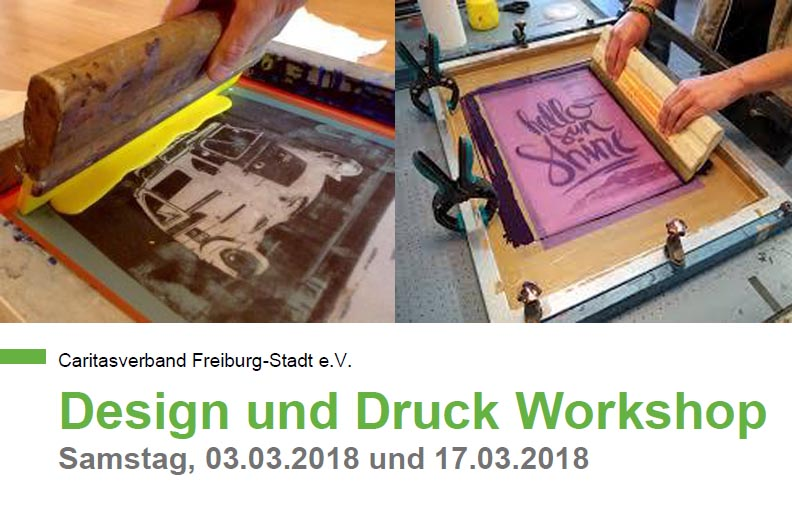 Druck Workshop