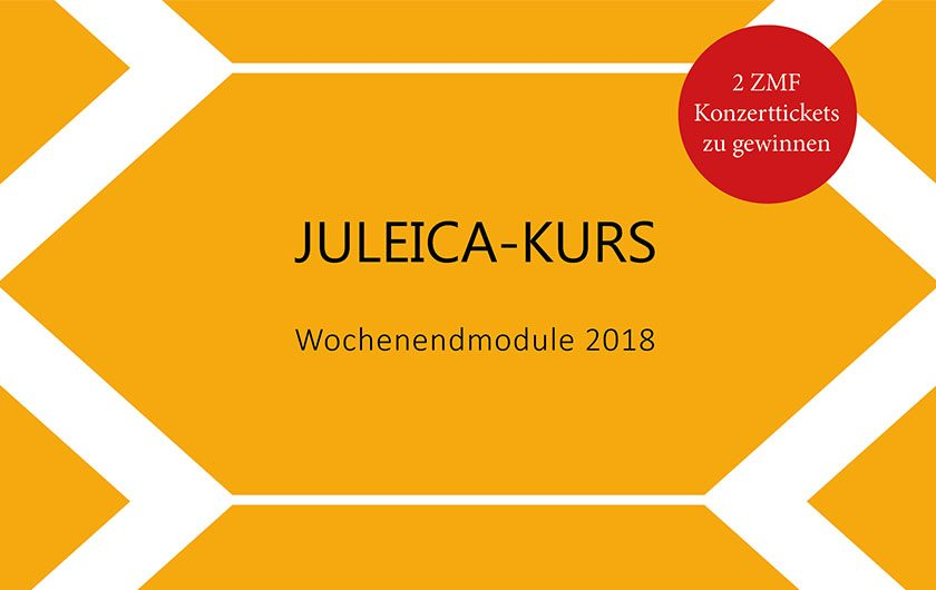Juelica 18 Neu