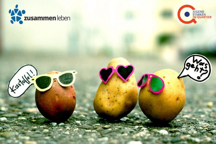 Zusammen Kartoffeln – Das Jugendprojekt Von Zusammen Leben E.V.