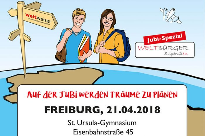 JugendBildungsmesse In Freiburg | 21.04.2018