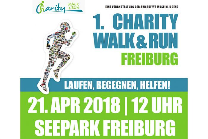 Charity Walk & Run | 21. April 2018