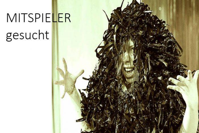 Theaterprojekt: Mitspieler Gesucht!