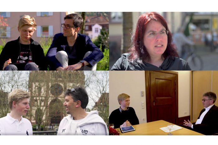 Schülerrat Trifft OB-Kandidat*innen | Videos