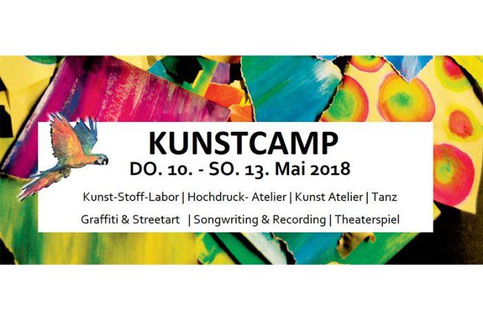 Kunstcamp | JugendKunstParkour 2018 | 10.-13. Mai
