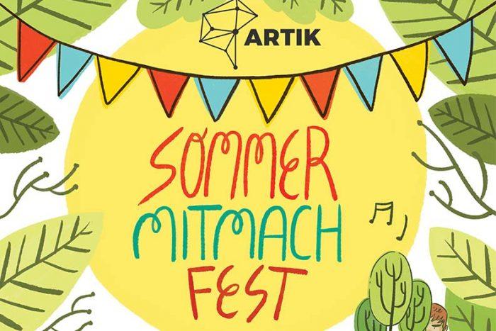 ArTikSommerMitmachFest | 8. Juli 2018