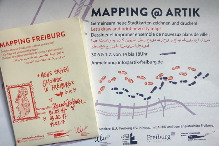 Mapping Artik