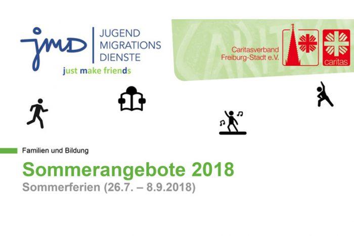 JMD: Sommerangebote 2018