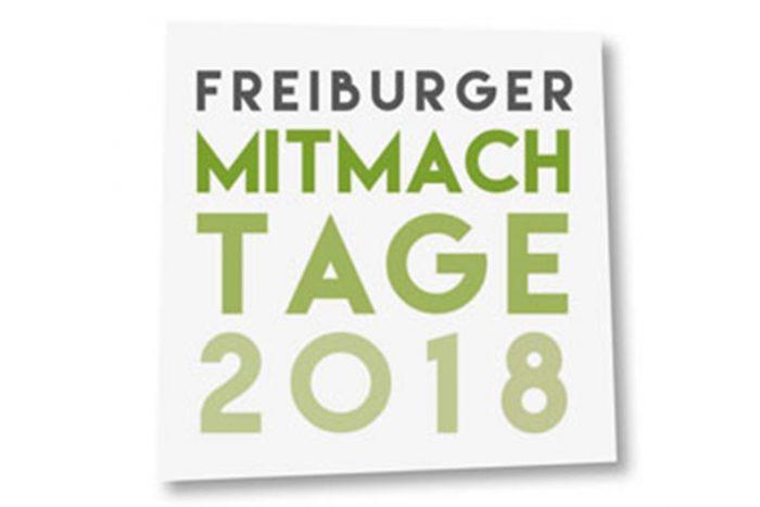 Freiburger Mitmachtage 2018