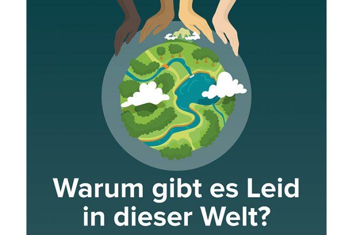 """Vortrag """"Warum Gibt Es Leid In Dieser Welt?""""   12.10.2018"""