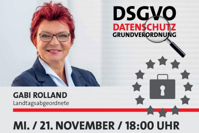 Datenschutz Im Verein | 21.11.2018