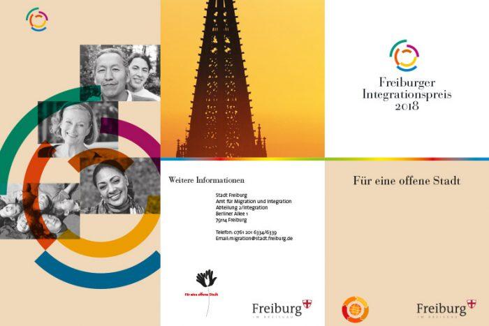 Freiburger Integrationspreis 2018