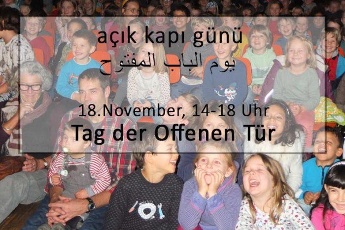 Kinder- & Jugendtreff Haslach: Tag Der Offenen Tür | 18.11.2018