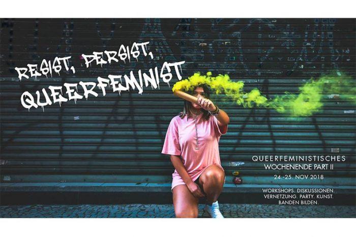 LJR Workshop Im Rahmen Des Queerfemwochenende | 25.11.2018