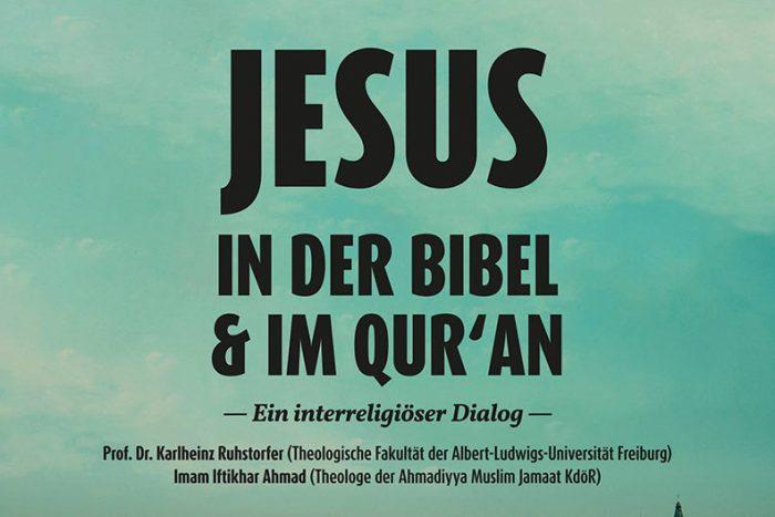 Podiumsgespräch: Jesus In Der Bibel & Im Qur'an | 16.01.2019