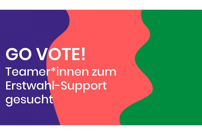 Workshop Zur/m Teamer*in Für Erstwahl-Support | 22.-23.02.2019