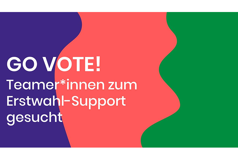 Teamer Erstwahl Support