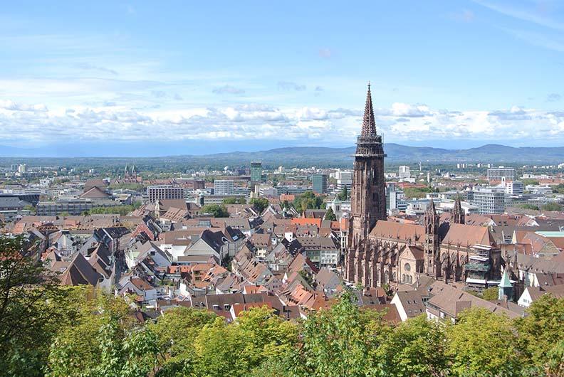 Freiburg Pixabay Web