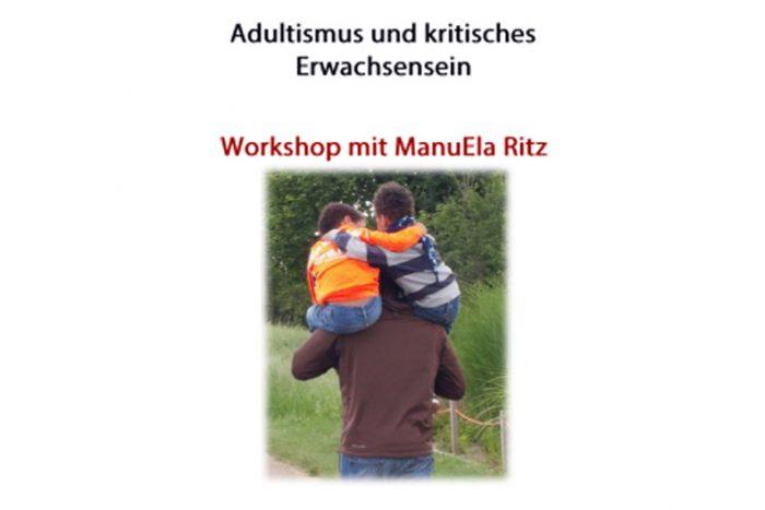 Workshop: Adultismus Und Kritisches Erwachsensein