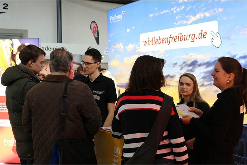 Stadt Freiburg Auf Der HORIZON Web