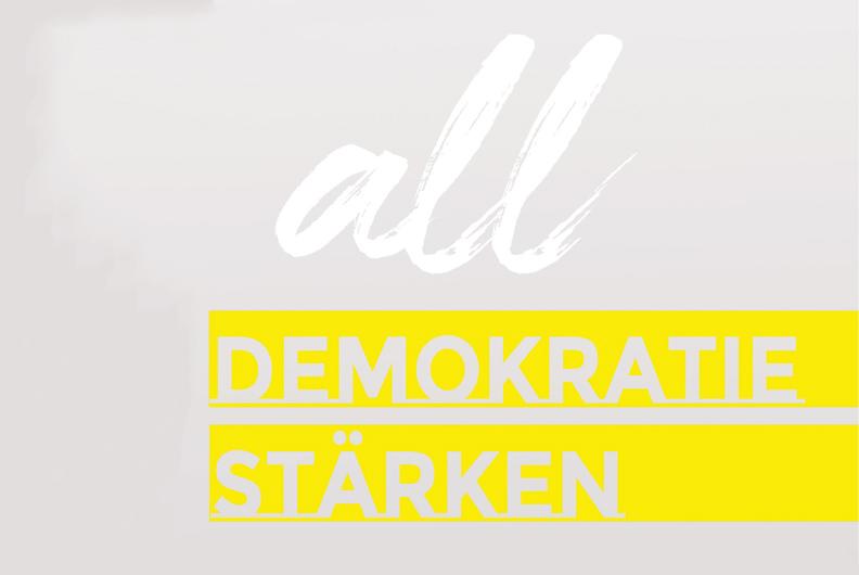 Demokratie Stärken Programm
