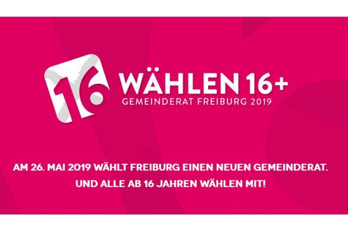 """""""Wählen 16+"""" Zur Kommunalwahl"""