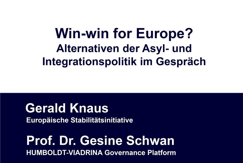 Winwin For Europe