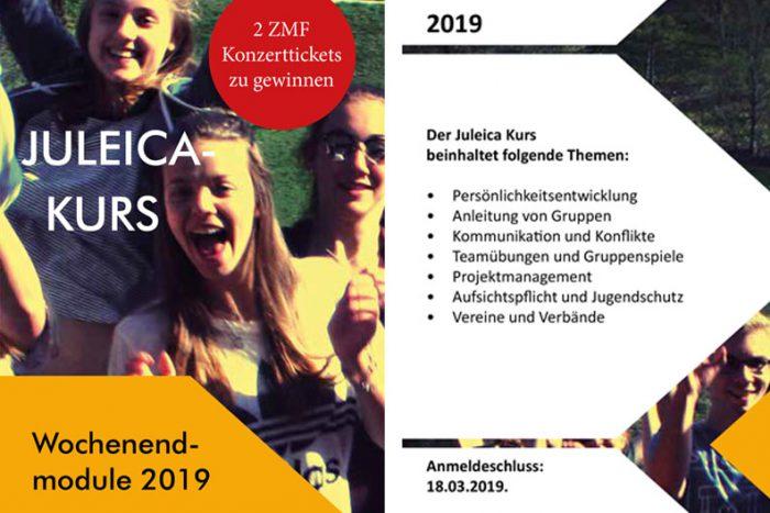 Juleica-Kurs 2019: Jetzt Noch Anmelden!