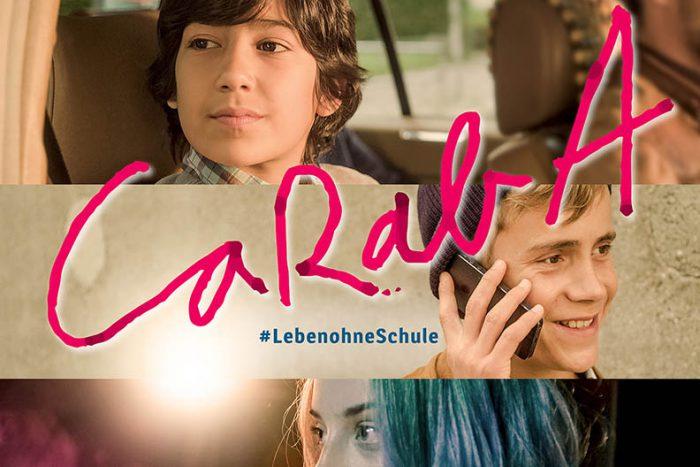 "Kinofilm Und Workshop ""CaRabA #LebenohneSchule"" | 11. Mai 2019"