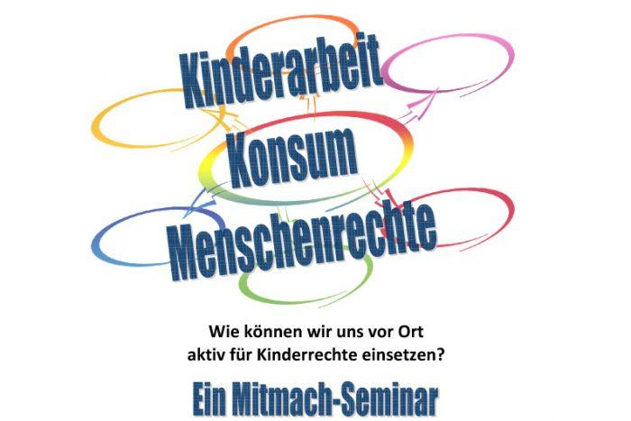 Kinderarbeit Seminar