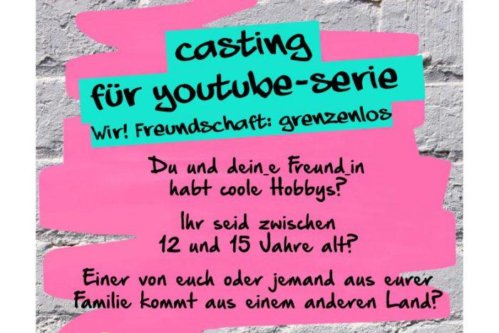 Casting Für Youtube-Serie: Zeige Dein Hobby Im Verein!