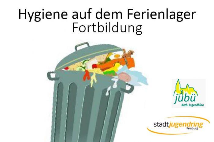 Hygiene Auf Dem Ferienlager – Fortbildung | 25. Juni 2019