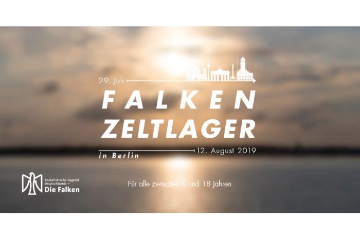 Zeltlager Berlin Heiligensee Web