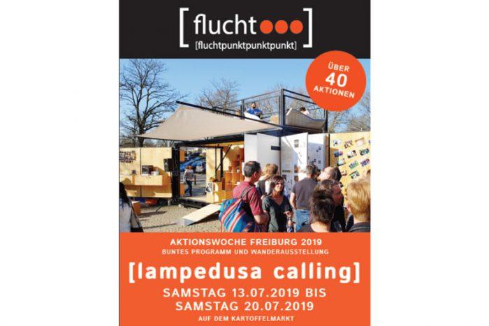 Aktionswoche Lampedusa Calling | 13.07.-20.07.2019