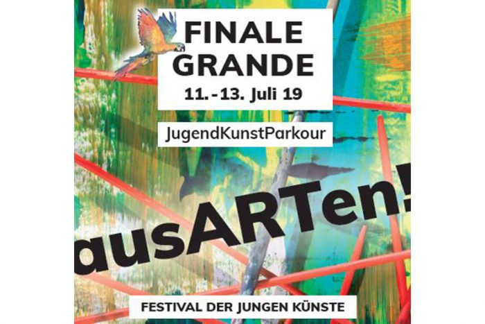 JugendKunstParkour: Finale Grande | Do 11. – Sa 13.7.19