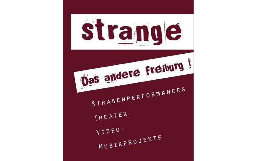 Flyer Strange