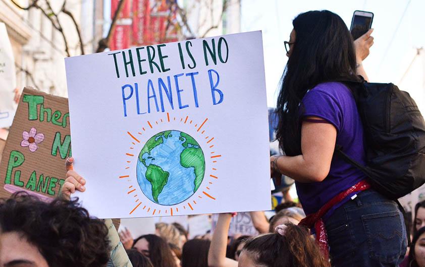 globaler klimastreik 20.9