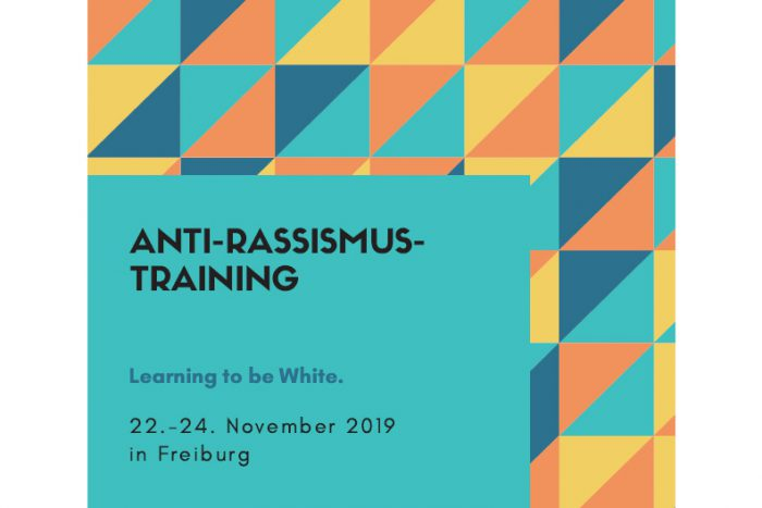 Anti-Rassismus-Training | 22.-24. November 2019