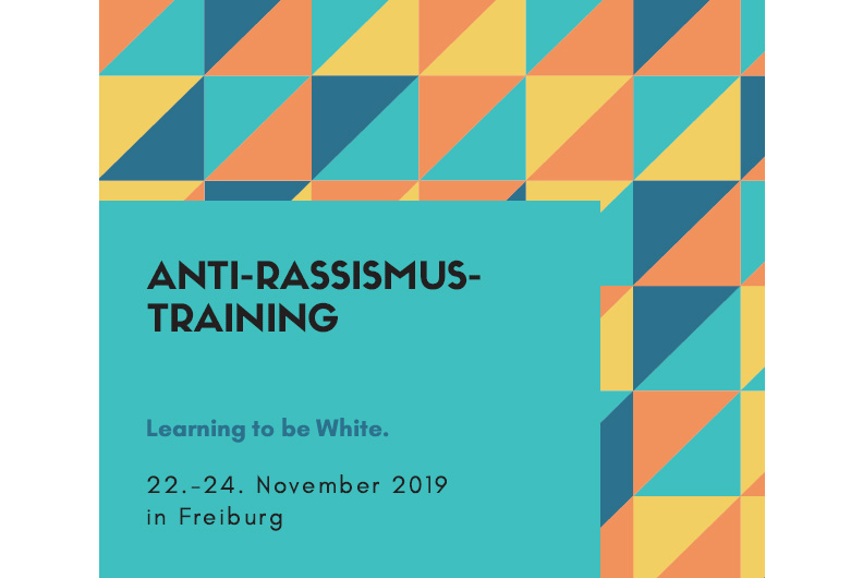 2019 11 22 Anti Rassismus Training Einladung Web