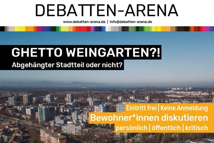 """Ghetto Weingarten?! Abgehängter Stadtteil Oder Nicht?"" | 24.10.2019"
