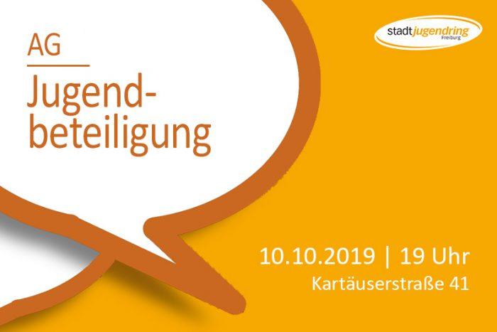 AG Jugendbeteiligung | 10.10.2019
