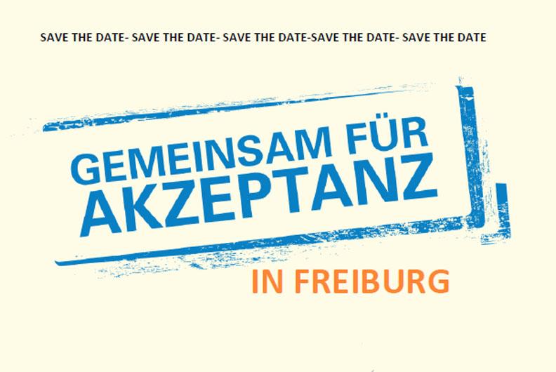 TITELBLATT  SAVE THE DATE 29.11.2019  Akzeptanzveranstaltung Programmankündigung Web