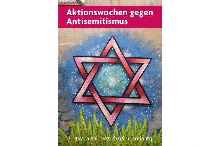 Aktionswochen Gegen Antisemitismus | 7.11.-8.12.2019